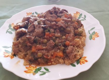 Cous Cous di carne – Ricetta Step by Step