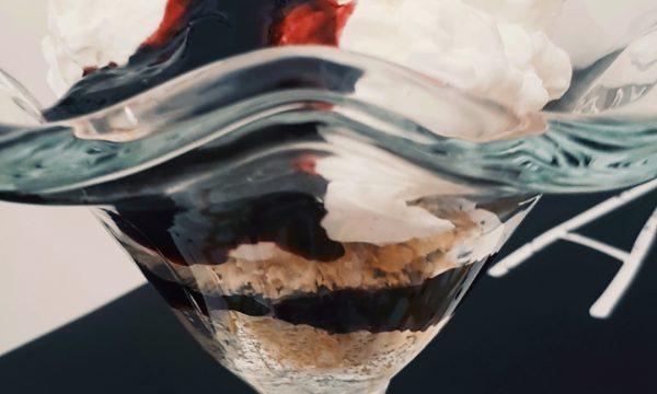 Coppa cheesecake ai mirtilli – Facile e Veloce