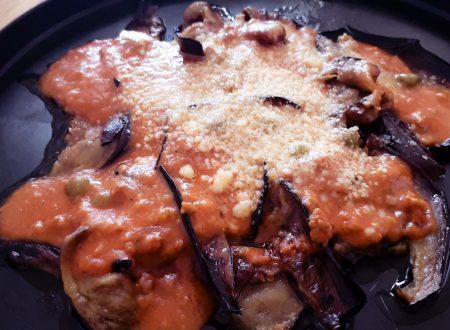 Sfilacci di melanzane con ragù e besciamella – La cucina degli avanzi