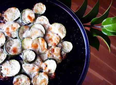Ruote di zucchine al pepato – Ricetta facile e veloce