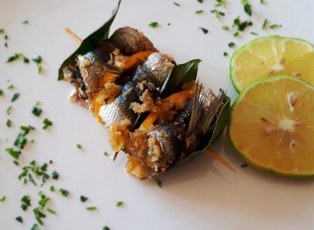 Sarde a Beccafico – Ricetta tipica siciliana