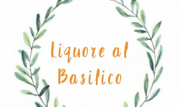 Liquore al Basilico fatto in casa – IL BASILITO