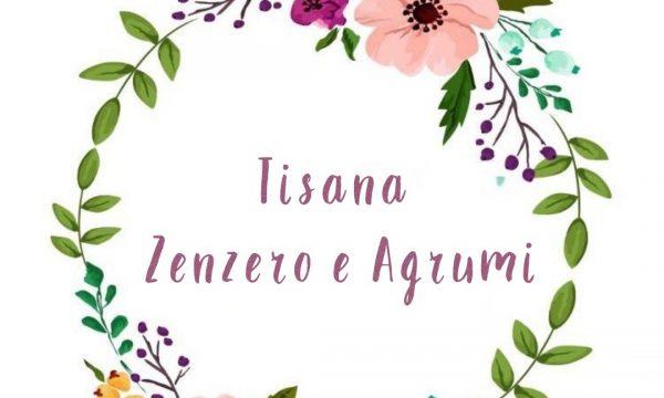 Vinci la cellulite con la tisana Zenzero e Agrumi