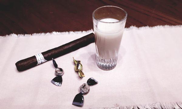 Liquore cremoso al cioccolato bianco