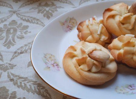 Biscotti da Tè alla Mandorla – Ricetta step by step