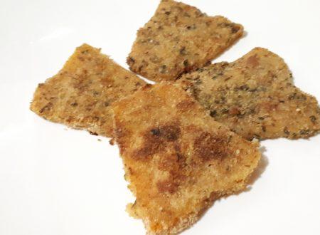 Zucca Rossa panata al forno – Ricetta light
