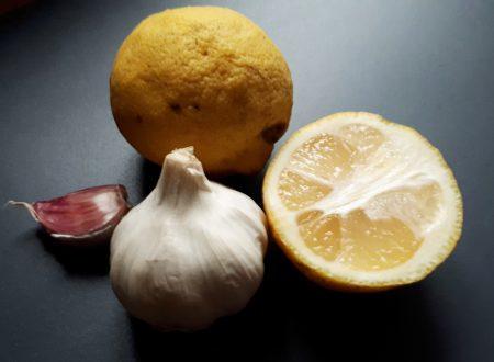 Infuso di Aglio e Limone – Malanni stagionali addio!