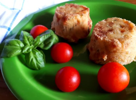 Sformatini di Patate e Scamorza Affumicata