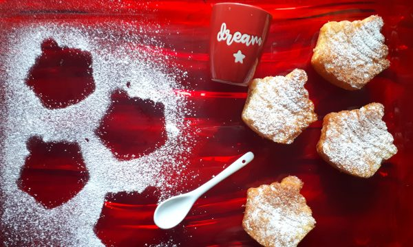 Muffin 4 cucchiai – Ricetta veloce