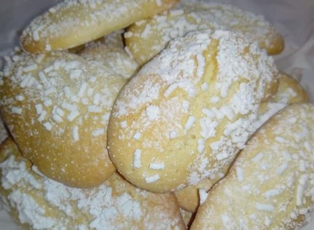 Biscotti inzupposi tipo savoiardi – Ricetta facile