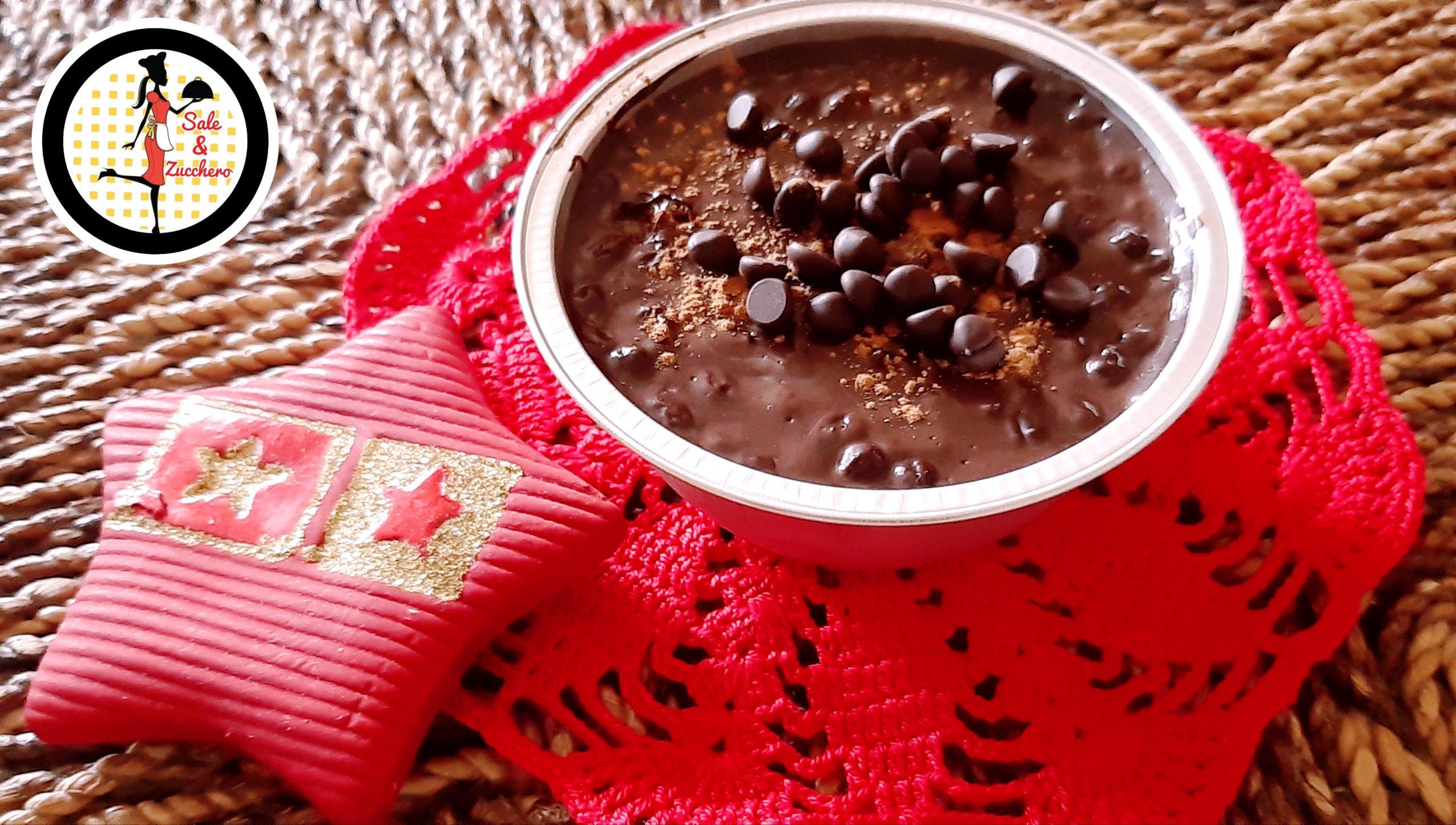 cuccia al cioccolato