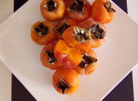 Marmellata di Cachi – Ricetta facile e veloce
