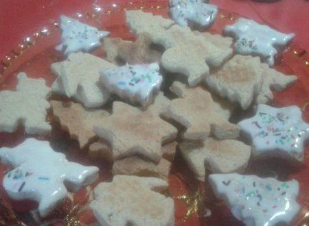 Biscotti pan di zenzero – I biscotti del Natale