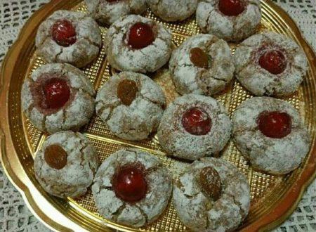 Paste di mandorle – Ricetta siciliana