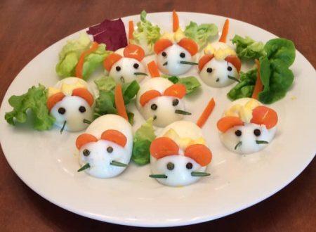Topini salati – Antipasto creativo