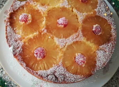 Torta rovesciata all'ananas – Dolce facile e veloce