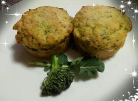 Sformatini di patate e broccoletti
