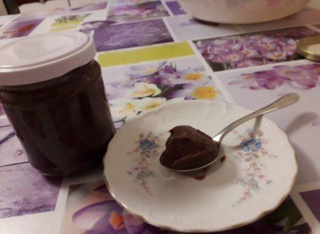 Crema Pan di Stelle fatta in casa con il Bimby