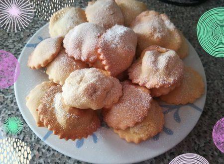 Tortelli dolci di carnevale – Ricetta facile