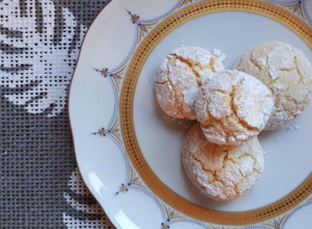 Biscotti morbidi al limone – Ricetta infallibile!