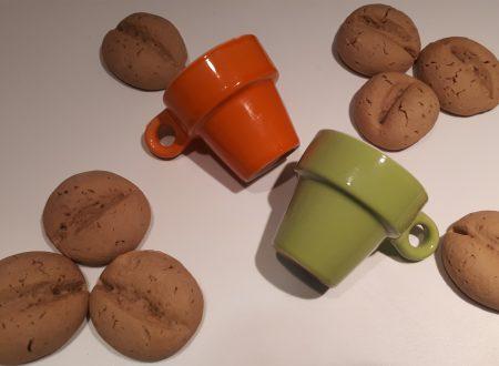 Biscotti chicchi di caffè – Pronti in 15 minuti
