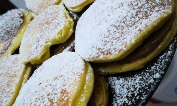 Dorayaki alla nutella – RICETTA INFALLIBILE