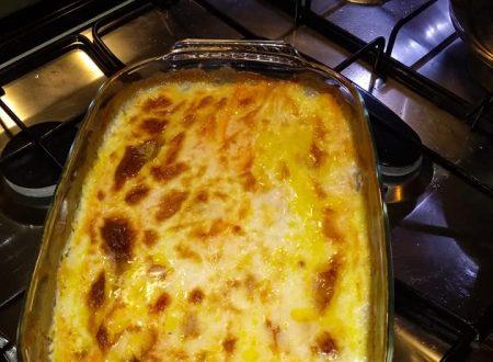 Parmigiana di carote e mozzarella