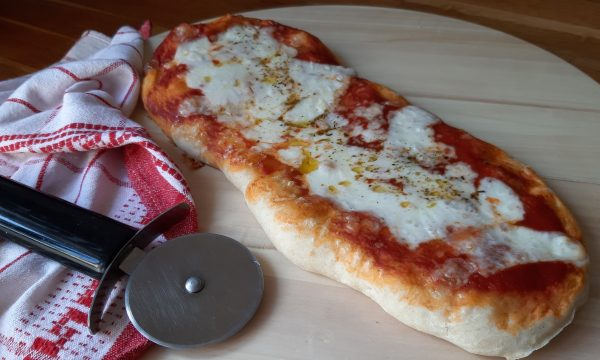 Lingue di pizza o Lingue di suocera