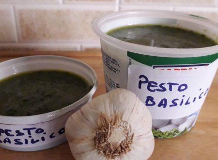 Pesto di Basilico – Ricetta facile e veloce