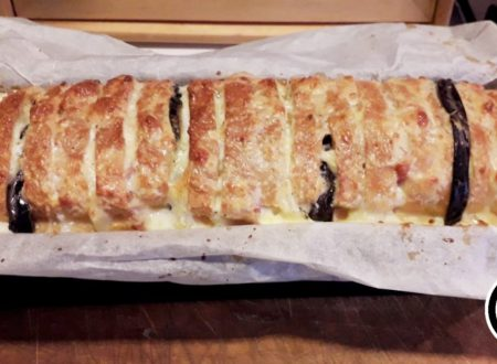 Sformato di pan bauletto ripieno