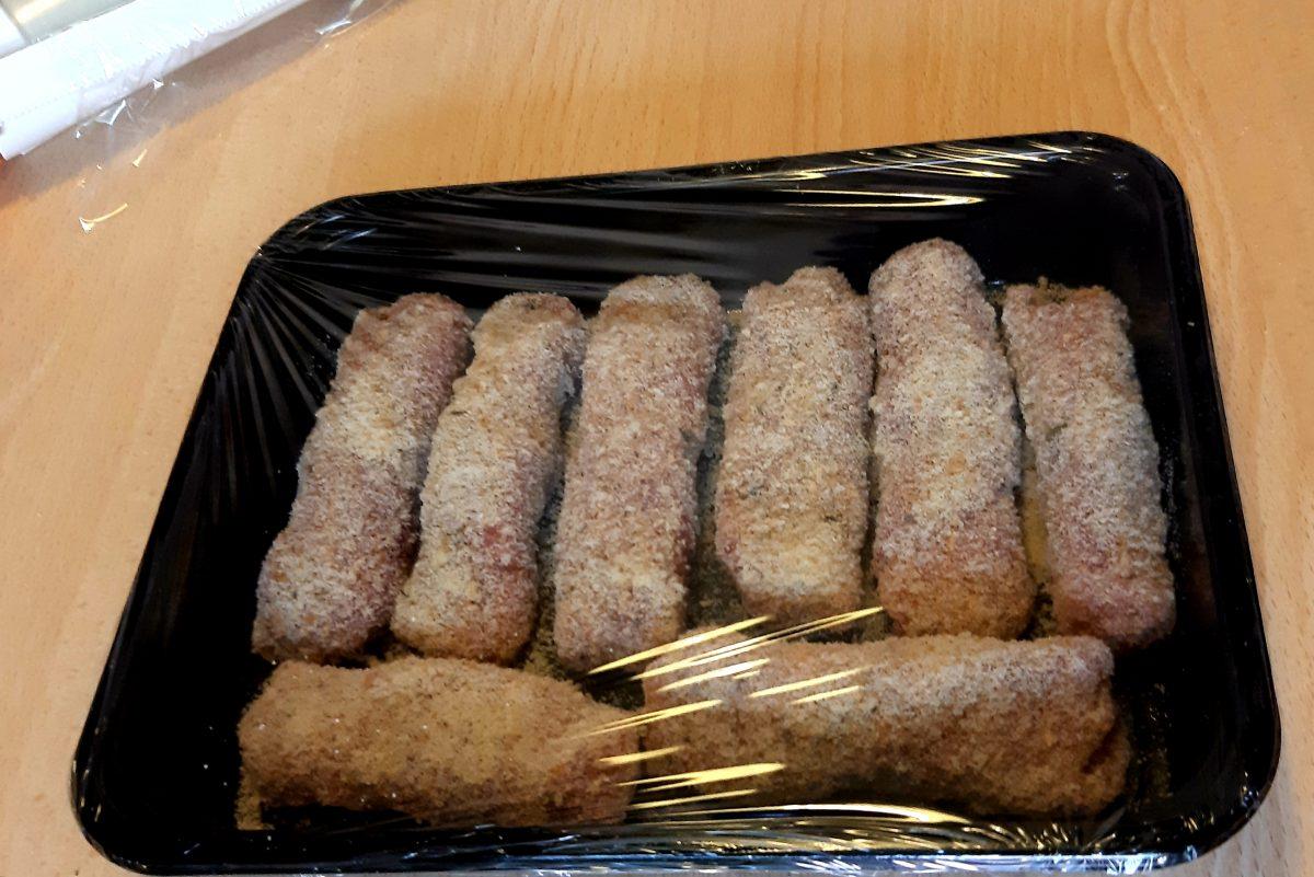 Involtini di carne estivi al pesto