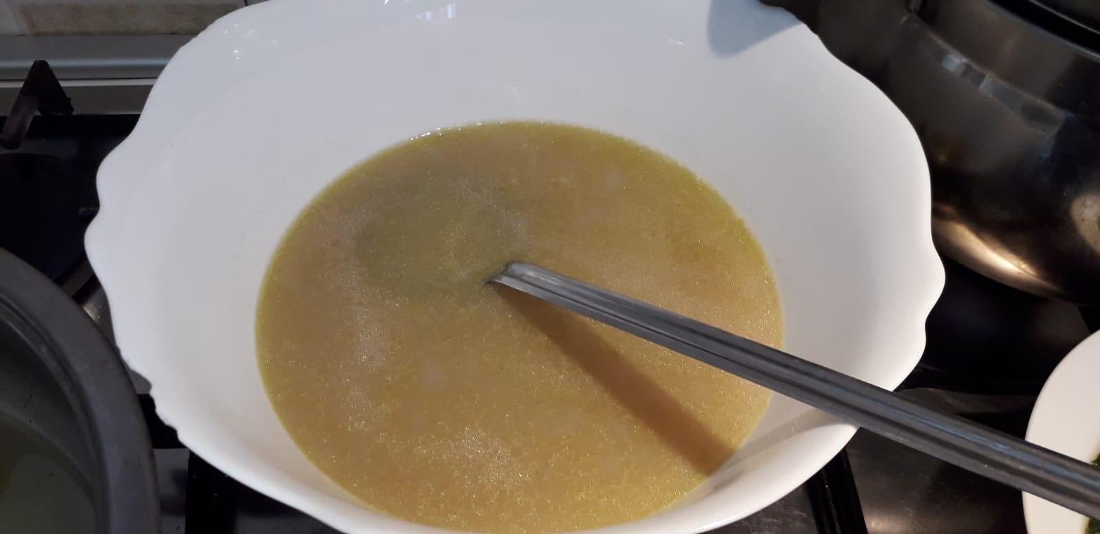Spaghetti Cozze e Tenerumi