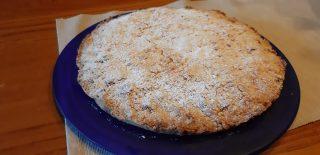 Torta sbriciolata con le mele
