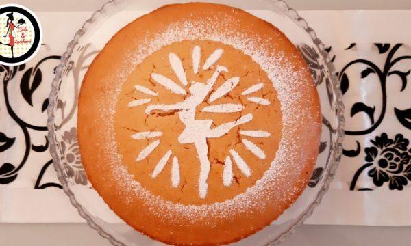 Torta carote e pinoli – Senza burro e uova
