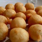 Palline fritte di purè di patate