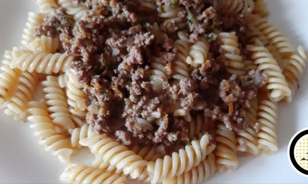 Pasta al ragù bianco – La ricetta di mia nonna!!!