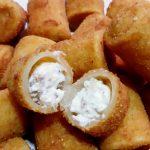 Paccheri fritti ripieni - Antipasto sfizioso