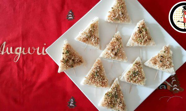 Alberelli di Natale farciti – Ricetta super facile!