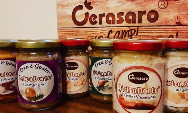Cerasaro – …dai loro campi alla nostra cucina!