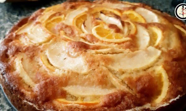 Torta soffice con mele e arance – Ricetta infallibile!