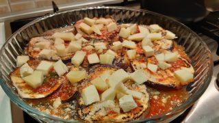 Parmigiana di melanzane grigliate - Ricetta Light