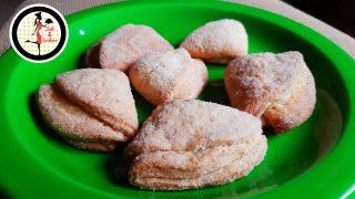 Plumes de coq - Delicati biscotti russi