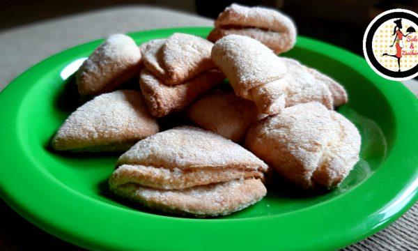 Plumes de coq – Delicati biscotti russi