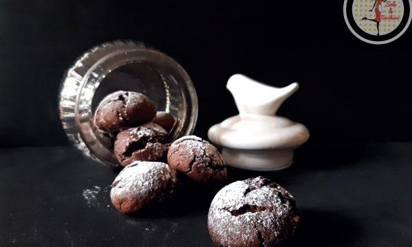 Biscotti morbidi al cioccolato e spezie