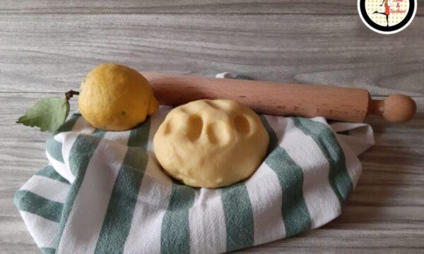 Pasta frolla senza glutine – Ricetta infallibile