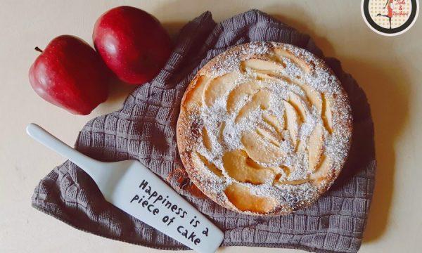 Torta di mele morbidissima – Gluten free
