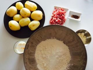 Muffin salati senza lievito