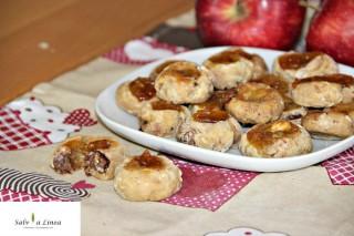 Biscotti veloci philapelphia e cioccolato (48 calorie per pezzo)
