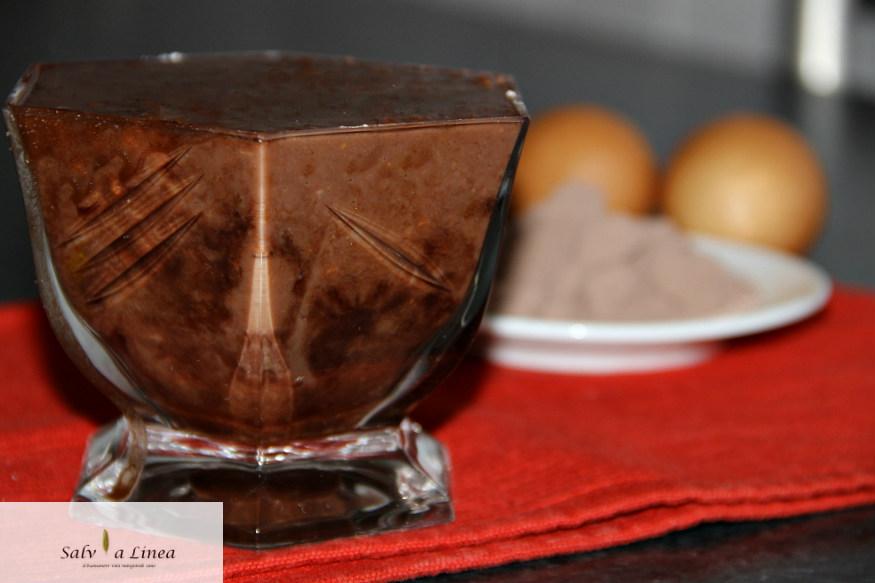 Crema pasticcera al cacao light (435 calorie)