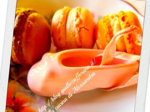 Macarons ricetta | Il fantastico mondo di Alessandra | cucina internazionale